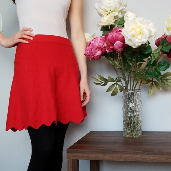 Candie's Dresses & Skirts - CANDIES, red skirt!